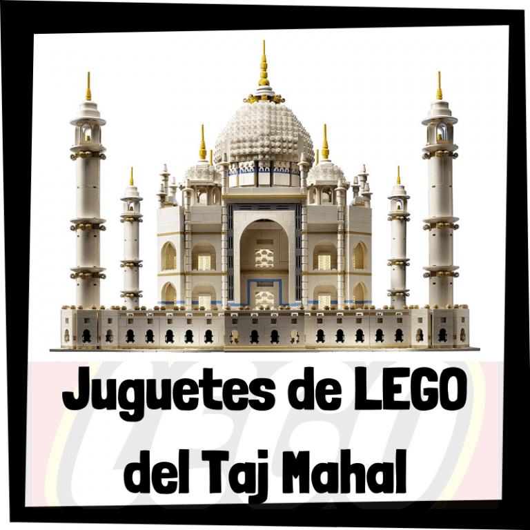 Lee más sobre el artículo Juguetes de LEGO del Taj Mahal