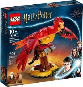 LEGO Fawkes 76394 de Harry Potter - Sets de LEGO de Harry Potter