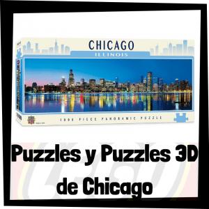 Los mejores puzzles y puzzles en 3D de Chicago