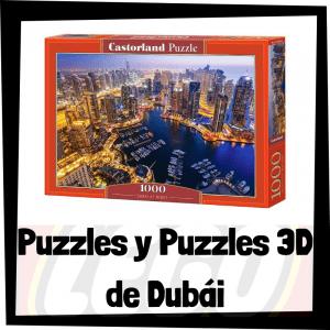 Los mejores puzzles y puzzles en 3D de Dubái