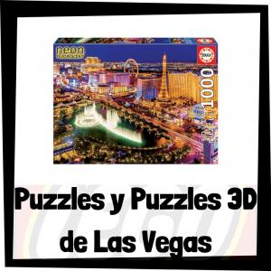 Los mejores puzzles y puzzles en 3D de Las Vegas