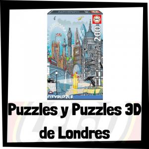 Los mejores puzzles y puzzles en 3D de Londres
