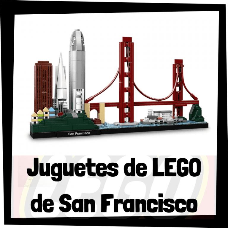 Lee más sobre el artículo Juguetes de LEGO de San Francisco