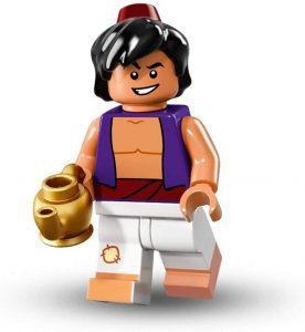Muñecos de Aladdin de Disney - Figura de Aladdin de LEGO