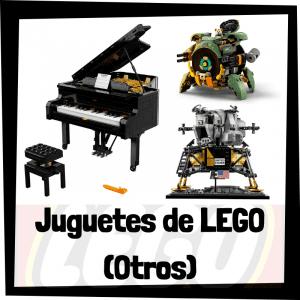 Otros Juguetes de LEGO - Sets de lego de construcción