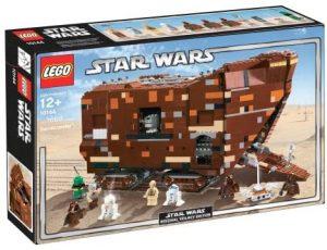 Reptador de las Arenas de LEGO Star Wars - Juguete de construcción de LEGO de Reptador de las Arenas 10144