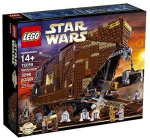Reptador de las Arenas de LEGO Star Wars - Juguete de construcción de LEGO de Reptador de las Arenas 75059