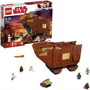 Reptador de las Arenas de LEGO Star Wars - Juguete de construcción de LEGO de Reptador de las Arenas 75220