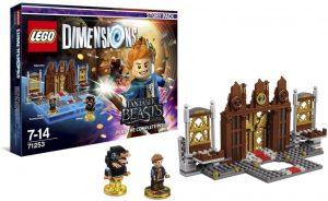Sets de LEGO de Animales Fantásticos de Harry Potter - Juguete de construcción de LEGO de Animales Fantásticos 71253 de LEGO Dimensions