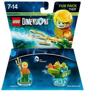 Sets de LEGO de Aquaman - Juguete de construcción de LEGO de Aquaman de DC de Aquaman LEGO Dimensions 71237