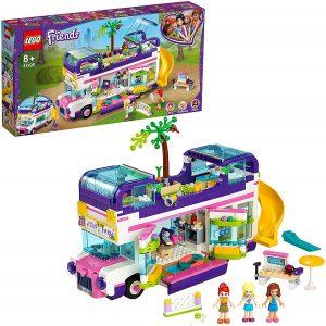 Sets de LEGO de Autobuses - Juguete de construcción de LEGO Friends de Bus de la Amistad 41395