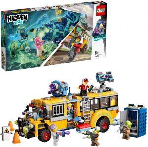 Sets de LEGO de Autobuses - Juguete de construcción de LEGO Hidden Side Autobús de Intercepción 70423