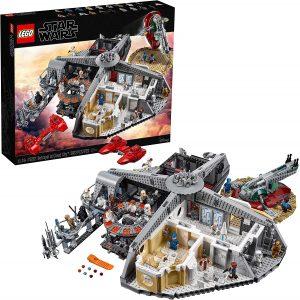 Sets de LEGO de Boba Fett Star Wars - Juguete de construcción de LEGO de Traición en Ciudad Nube 75222