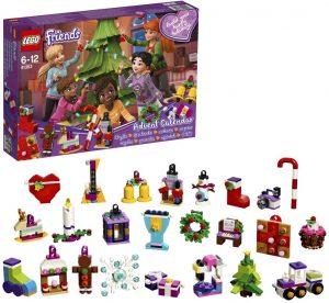 Sets de LEGO de Calendario de Adviento - Juguete de construcción de LEGO 41353 Friends Calendario de Adviento