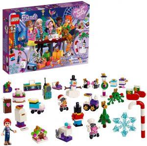 Sets de LEGO de Calendario de Adviento - Juguete de construcción de LEGO 41382 Friends Calendario de Adviento