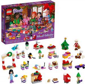 Sets de LEGO de Calendario de Adviento - Juguete de construcción de LEGO 41420 Friends Calendario de Adviento
