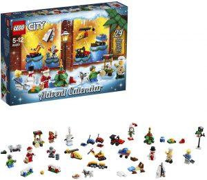 Sets de LEGO de Calendario de Adviento - Juguete de construcción de LEGO 60201 City Calendario de Adviento