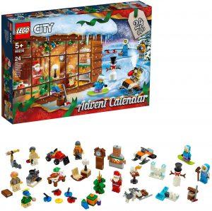 Sets de LEGO de Calendario de Adviento - Juguete de construcción de LEGO 60235 City Calendario de Adviento
