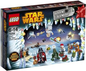 Sets de LEGO de Calendario de Adviento - Juguete de construcción de LEGO 75056 Star Wars Calendario de Adviento
