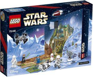 Sets de LEGO de Calendario de Adviento - Juguete de construcción de LEGO 75146 Star Wars Calendario de Adviento