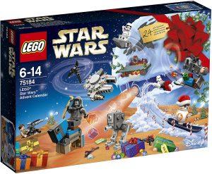 Sets de LEGO de Calendario de Adviento - Juguete de construcción de LEGO 75184 Star Wars Calendario de Adviento
