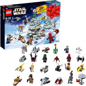Sets de LEGO de Calendario de Adviento - Juguete de construcción de LEGO 75213 Star Wars Calendario de Adviento