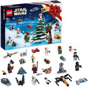 Sets de LEGO de Calendario de Adviento - Juguete de construcción de LEGO 75245 Star Wars Calendario de Adviento 2019