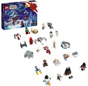 Sets de LEGO de Calendario de Adviento - Juguete de construcción de LEGO 75279 Star Wars Calendario de Adviento