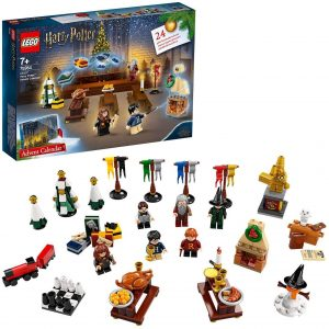 Sets de LEGO de Calendario de Adviento - Juguete de construcción de LEGO 75964 Harry Potter Calendario de Adviento