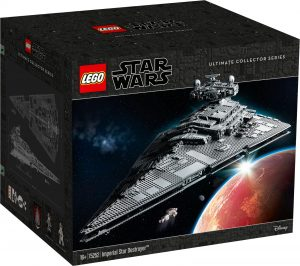 Sets de LEGO de Destructor Estelar Star Wars - Juguete de construcción de LEGO de Destructor Estelar Imperial 75252