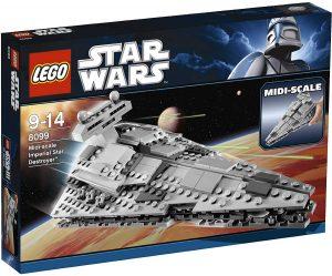 Sets de LEGO de Destructor Estelar Star Wars - Juguete de construcción de LEGO de Destructor Estelar de la Primera Orden 75190