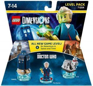 Sets de LEGO de Doctor Who - Juguete de construcción de LEGO Dimensions de Pack de Nivel 71204