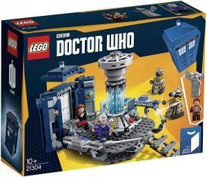 Sets de LEGO de Doctor Who - Juguete de construcción de LEGO Tardis de Doctor Who 21304