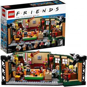 Sets de LEGO de Friends - Juguete de construcción de LEGO de Central Perk de Friends 21319