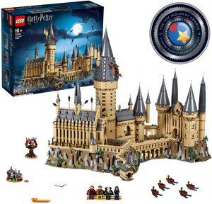 Sets de LEGO de Harry Potter - Juguete de construcción de LEGO de Harry Potter 71043 Castillo de Hogwarts