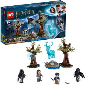 Sets de LEGO de Harry Potter - Juguete de construcción de LEGO de Harry Potter 75945 Expecto Patronum