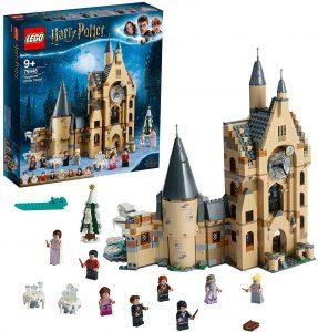 Sets de LEGO de Harry Potter - Juguete de construcción de LEGO de Harry Potter 75948 La Torre del Reloj de Hogwarts