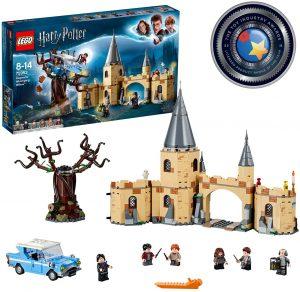 Sets de LEGO de Harry Potter - Juguete de construcción de LEGO de Harry Potter 75953 Sauce Boxeador de Hogwarts