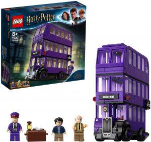 Sets de LEGO de Harry Potter - Juguete de construcción de LEGO de Harry Potter 75957 Autobús Noctámbulo