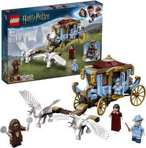 Sets de LEGO de Harry Potter - Juguete de construcción de LEGO de Harry Potter 75958 Carruaje de Beauxbatons