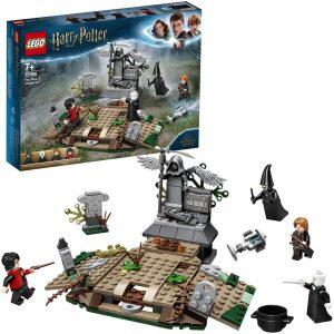 Sets de LEGO de Harry Potter - Juguete de construcción de LEGO de Harry Potter 75965 Alzamiento de Voldemort