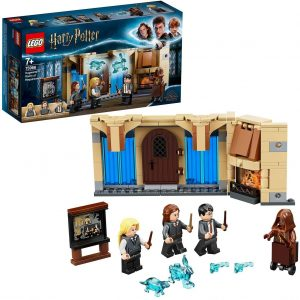 Sets de LEGO de Harry Potter - Juguete de construcción de LEGO de Harry Potter 75966 La Sala de los Menesteres de Hogwarts
