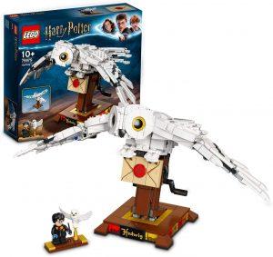 Sets de LEGO de Harry Potter - Juguete de construcción de LEGO de Harry Potter 75979 Hedwig