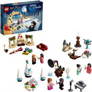 Sets de LEGO de Harry Potter - Juguete de construcción de LEGO de Harry Potter 75981 Calendario de Adviento