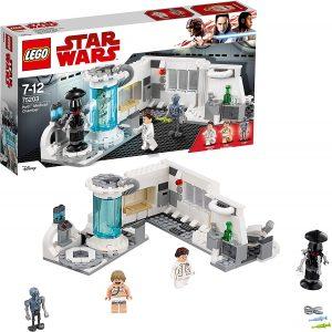 Sets de LEGO de Hoth de Star Wars - Juguete de construcción de LEGO de Cámara Médica de Hoth 75203