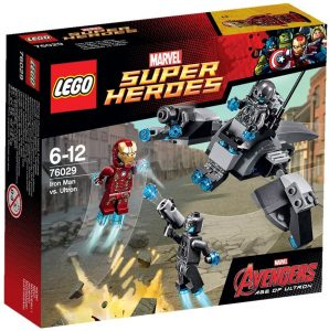 Sets de LEGO de Iron Man - Juguete de construcción de LEGO de Iron Man vs Ultron 76029