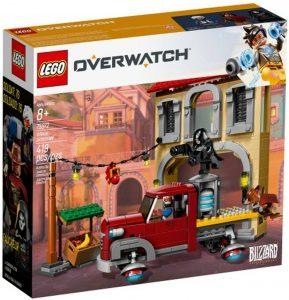 Sets de LEGO de Overwatch de Blizzard - Juguete de construcción de LEGO de Batalla Final en Dorado 75972 de Overwatch