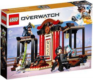 Sets de LEGO de Overwatch de Blizzard - Juguete de construcción de LEGO de Hanzo vs Genji 75971 de Overwatch