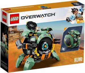 Sets de LEGO de Overwatch de Blizzard - Juguete de construcción de LEGO de Wrecking Ball 75976 de Overwatch