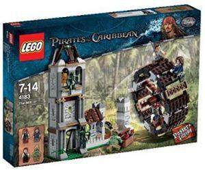 Sets de LEGO de Piratas del Caribe - Juguete de construcción de LEGO de Piratas del Caribe 4183 El Molino